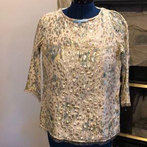 Antonio Melani Siljy Metallic Shirt